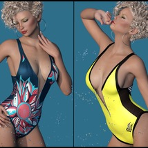 Sirens: Sexy Lifeguard Suit G8F image 2