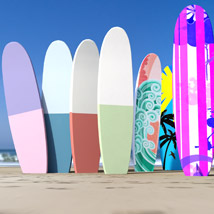 Summer Of Surf BUNDLE For GF3 and GF8 image 9