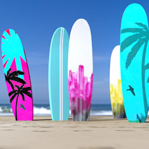 Summer Of Surf BUNDLE For GF3 and GF8 image 10