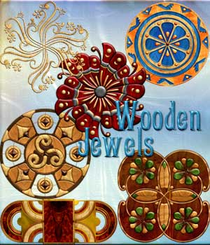 Harvest Moons Wooden Jewels 2D Graphics Harvest_Moon_Designs