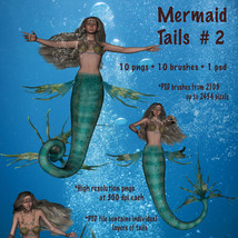 Mermaid Tails Part 2 High Res image 1