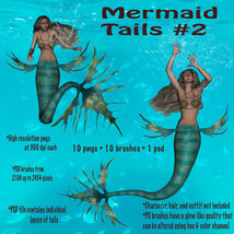 Mermaid Tails Part 2 High Res image 3