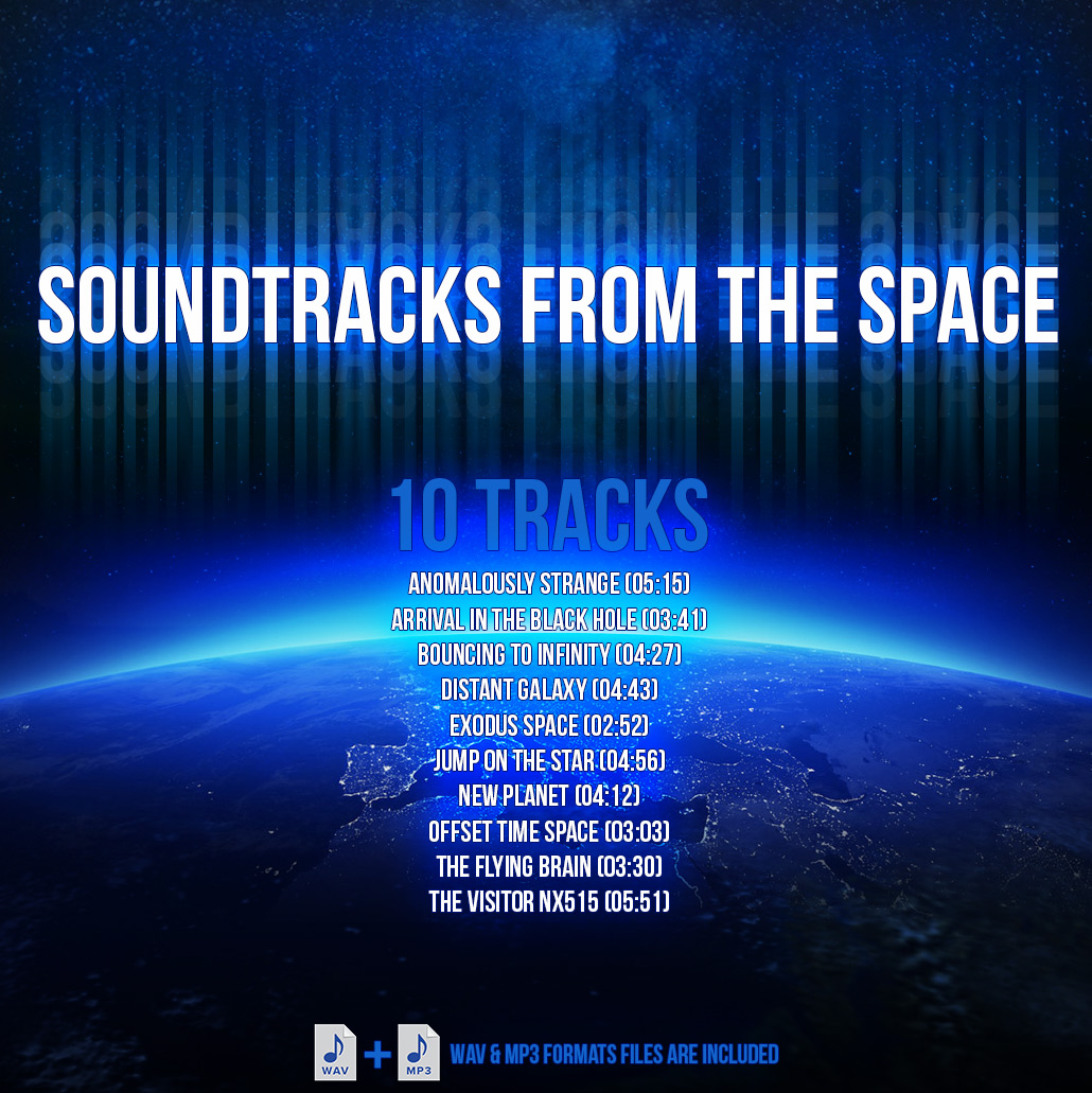 Soundtracks from the space