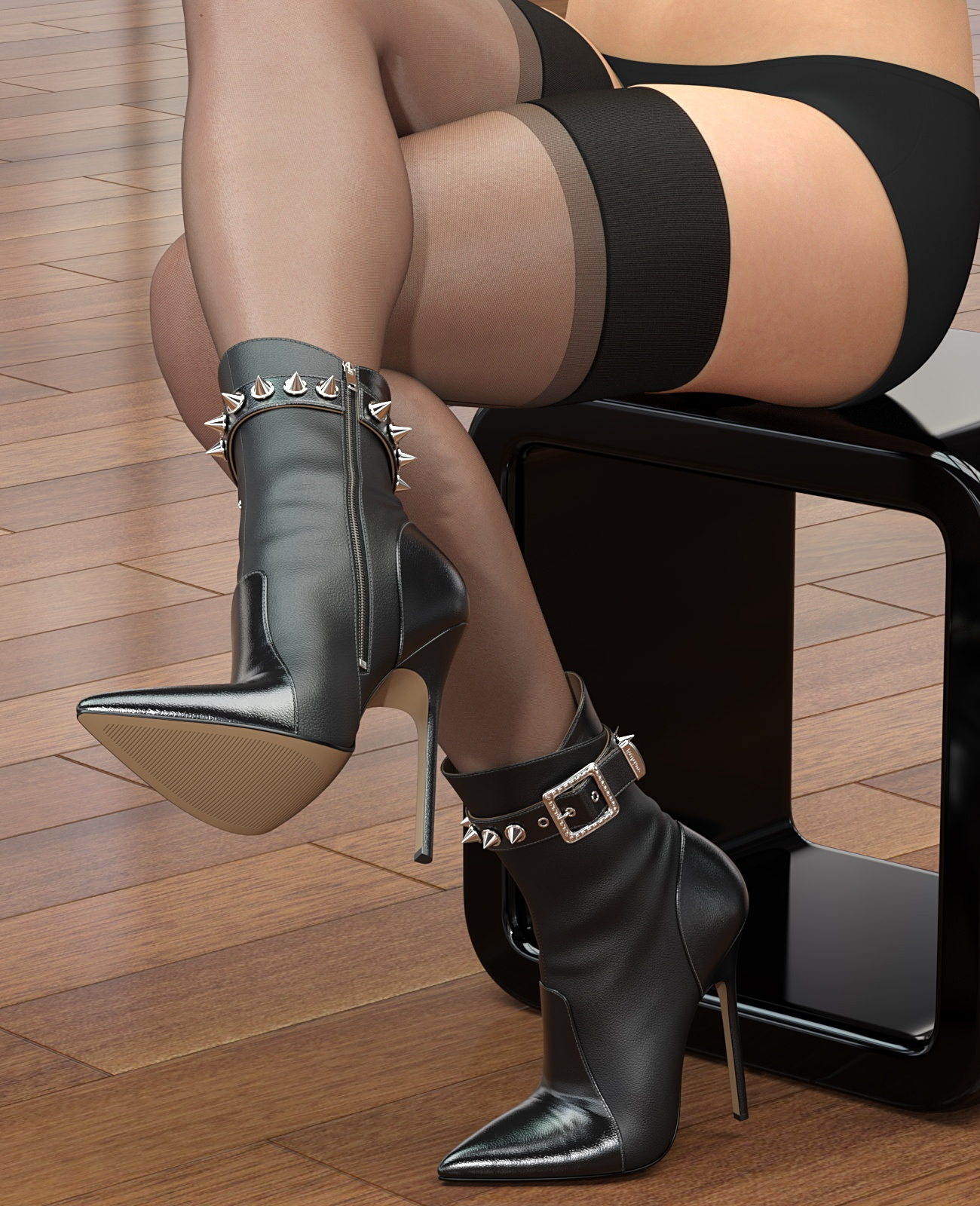 Ankle Boots for G8F