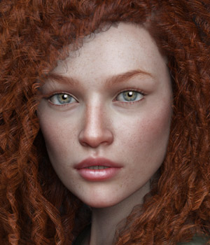 Reese for Genesis 8 Female 3D Figure Assets mousso
