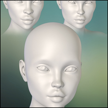 Twizted 100 Faces for Genesis 8 Female image 1