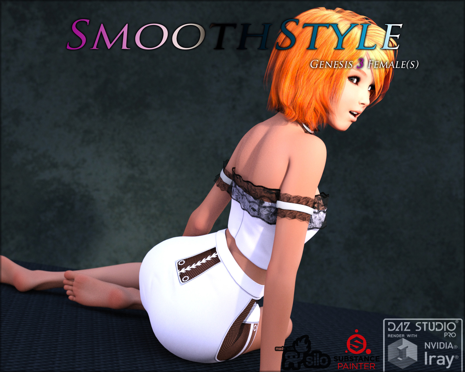 SmoothStyle for Genesis 3 Females