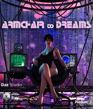 Armchair To Dreams for DS 3D Models pamawo
