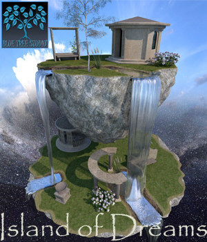 Island of Dreams 3D Models BlueTreeStudio