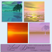 Backgrounds of Lucid Dreams image 1