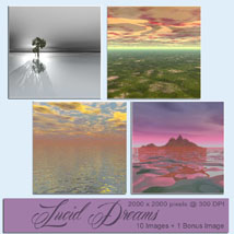 Backgrounds of Lucid Dreams image 2