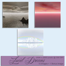 Backgrounds of Lucid Dreams image 3