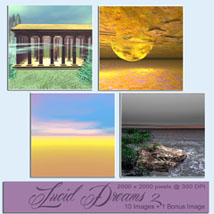 Backgrounds of Lucid Dreams II image 1