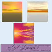 Backgrounds of Lucid Dreams II image 3