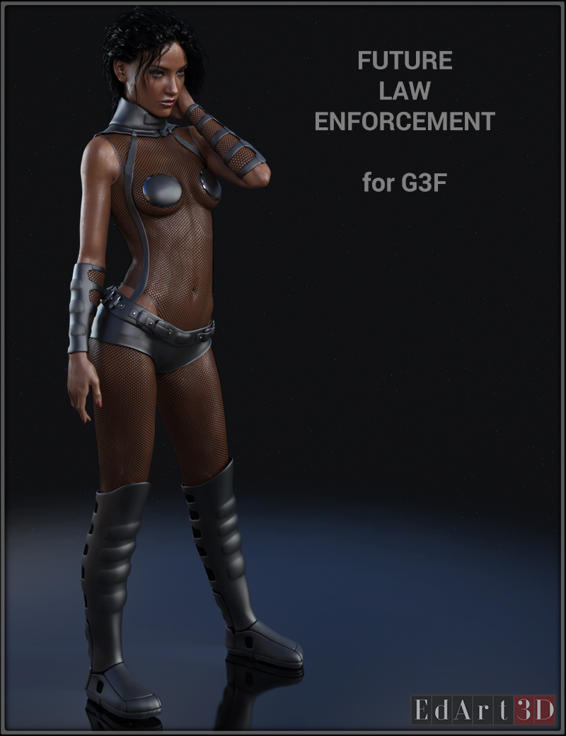 Future Law Enforcement for G3F