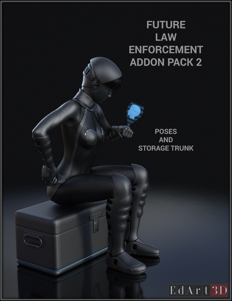Future Law Enforcement AddOn Pack2