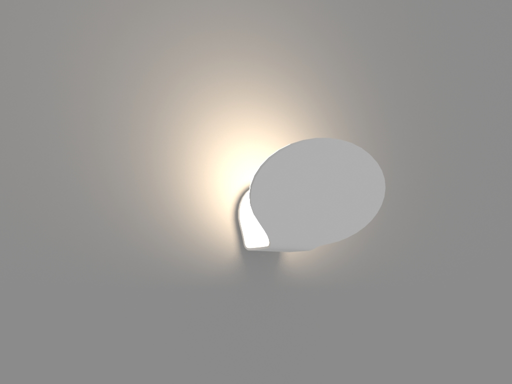 Wall Lamp - Extended License