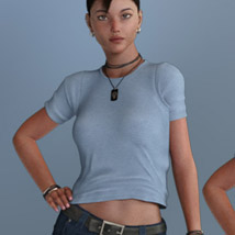 Girl Gear for the G3 and G8 Females image 4