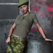 Girl Gear for the G3 and G8 Females image 6