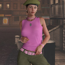 Girl Gear for the G3 and G8 Females image 7