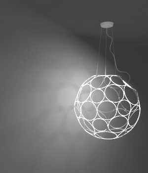 Hanging Lamp - EXTENDED LICENSE 3D Game Models : OBJ : FBX 3D Models Extended Licenses simagic