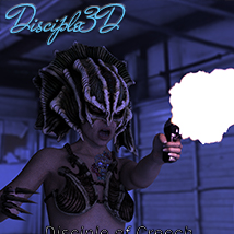 Disciple of Creech for G3F image 1