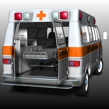 DODGE B VAN AMBULANCE image 2
