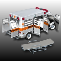 DODGE B VAN AMBULANCE image 4