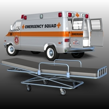 DODGE B VAN AMBULANCE image 5