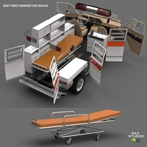 DODGE B VAN AMBULANCE image 7