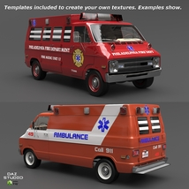 DODGE B VAN AMBULANCE image 9