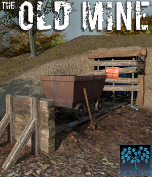 The Old Mine 3D Models BlueTreeStudio