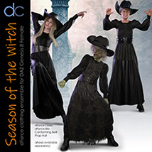 DC-Season Of The Witch for DAZ G8 Female image 1