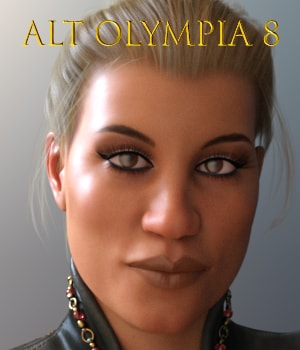 Alt Olympia 8 3D Figure Assets AliveSheCried