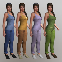 RA Colors for Classic Casual V4 image 2