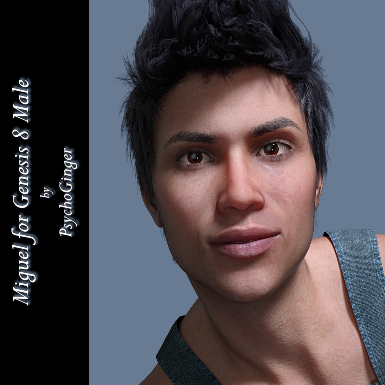 Miguel for Genesis 8 Male by PsychoGinger