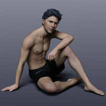 Miguel for Genesis 8 Male image 1