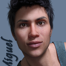 Miguel for Genesis 8 Male image 8