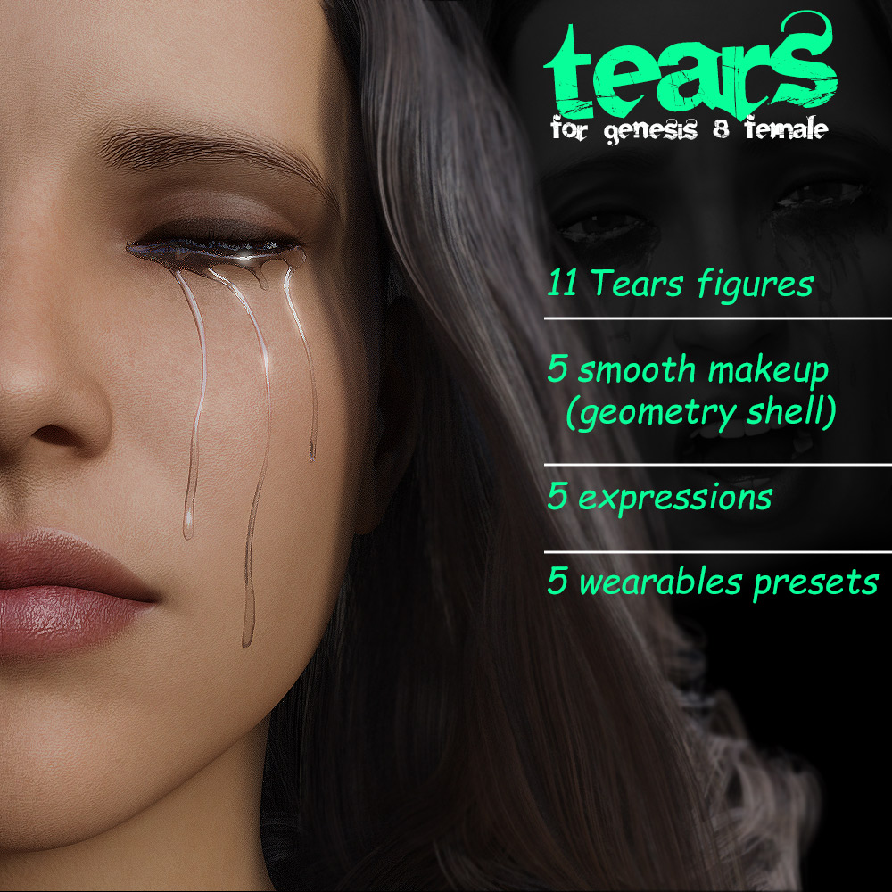 Tears for G8 females