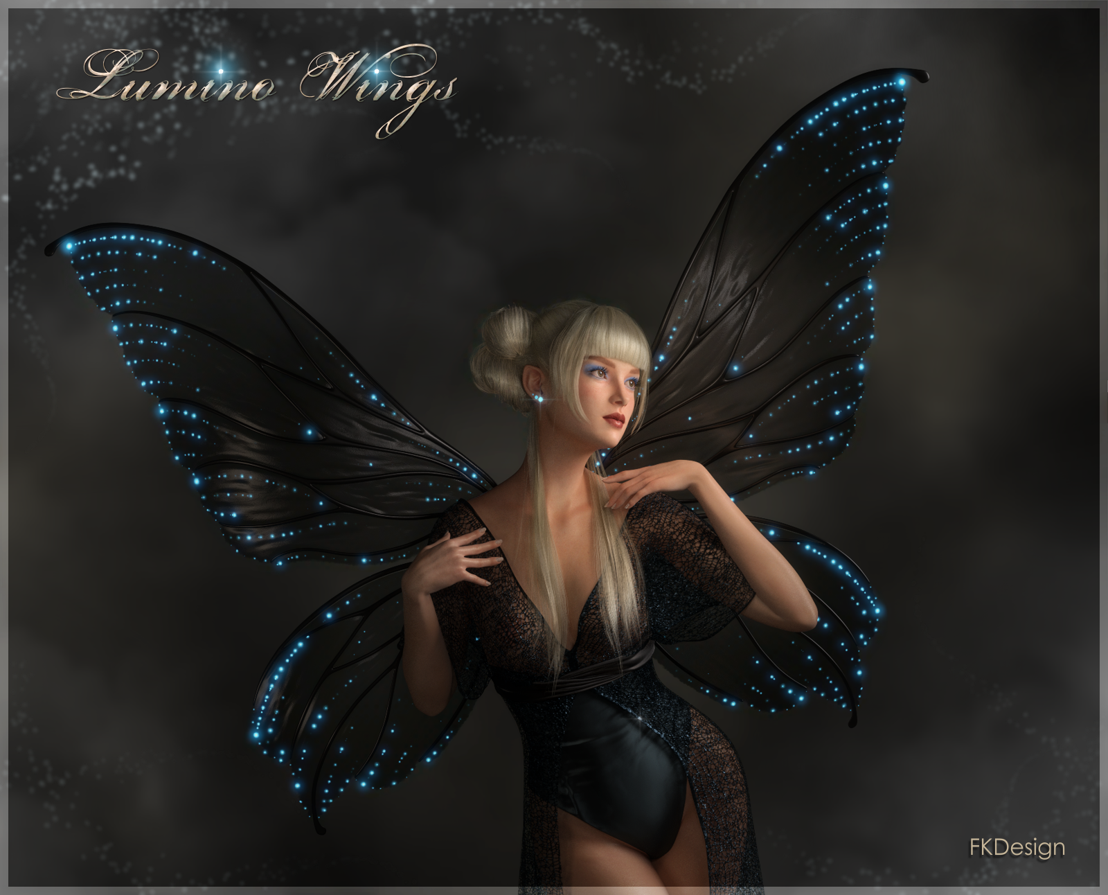 Lumino Wings for G3F & G8F