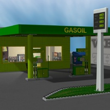 Gas Station - Extended License image 1