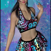 7th Ave: SummerFling dForce - Genesis 8 Females image 1
