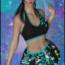 7th Ave: SummerFling dForce - Genesis 8 Females image 3