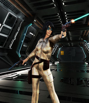 SciFi Rebel Outfit 3D Figure Assets 3D Models acharyapolina