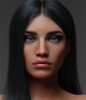 Candis G8F 3D Figure Assets Anagord