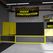 Wrestling Training Center for Poser 7+ image 2