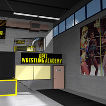 Wrestling Training Center for Poser 7+ image 4