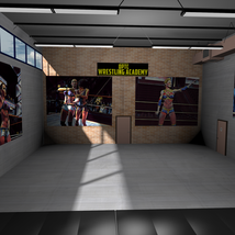 Wrestling Training Center for Poser 7+ image 7