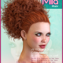 Biscuits Mila Hair image 5
