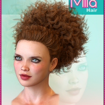 Biscuits Mila Hair image 7